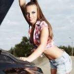 Auto body bumper repair dent repair