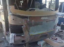 RV collision repair Rv repair motorhome Rv trailer fiftyh wheel